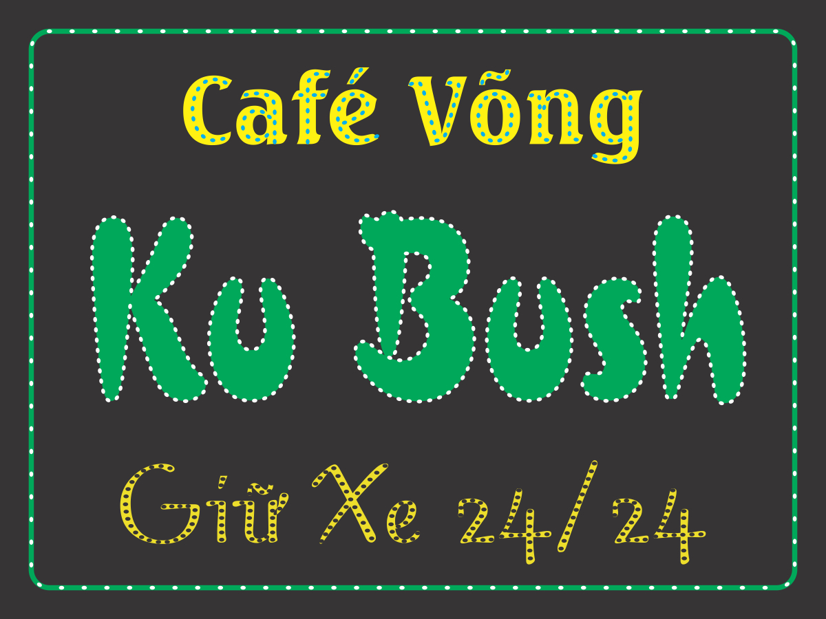 Coffee Ku Bush